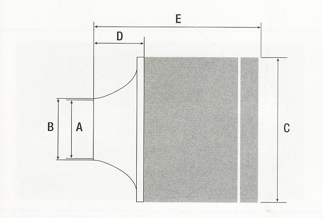 プロフィルター図面